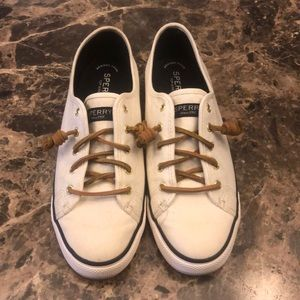 Sperry Top Sider -White